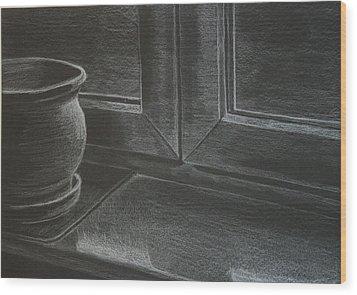 Light Wood Print by Morka Mold