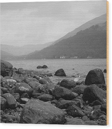 Loch Long 2 Wood Print