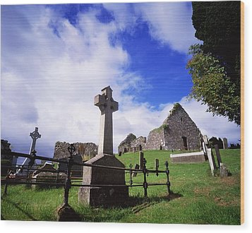 Loughinisland, Co. Down, Ireland Wood Print by The Irish Image Collection
