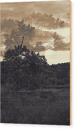 Magic Tree Wood Print