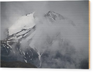Wood Print featuring the photograph Majestic Southern Alp by Laurel Talabere