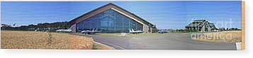 Mcminnville Air Museum Wood Print