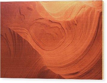 Medallion Wood Print