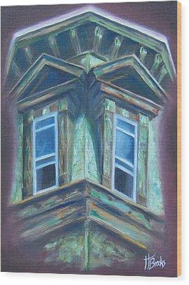 Memories Wood Print by Tersia Brooks