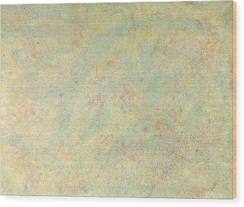 Minimal Number 4 Wood Print by James W Johnson