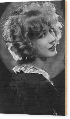 Miriam Hopkins, Ca. 1926 Wood Print by Everett