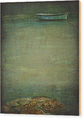 Molunat-croatia Wood Print