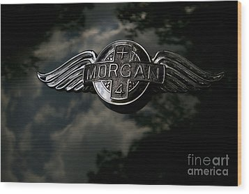 Morgan Wood Print