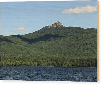 Mount Chocorua Wood Print
