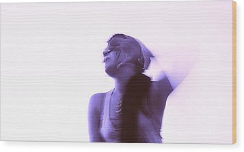 Wood Print featuring the photograph Movement by Blair Stuart