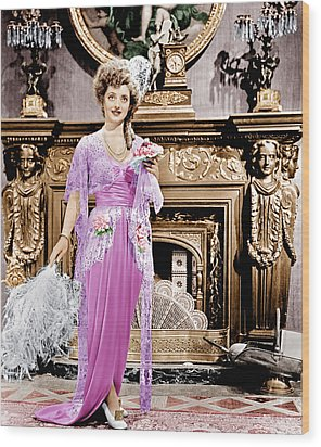 Mr. Skeffington, Bette Davis, 1944 Wood Print by Everett