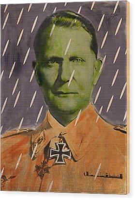 Nasi Goering Wood Print