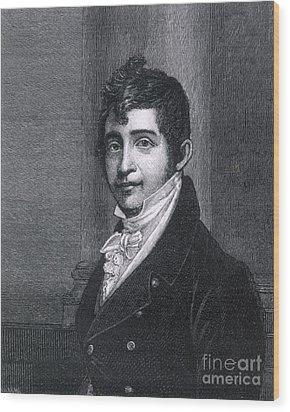 Nathan Appleton (1779-1861) Wood Print by Granger