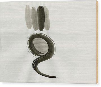 Natural Selection Wood Print by Taylor Webb