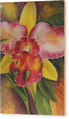 Natures Splendor Wood Print