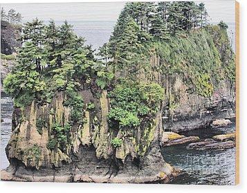 Neah Bay Wood Print