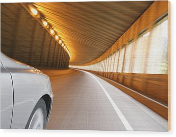 Wood Print featuring the photograph Need For Speed by JM Photography