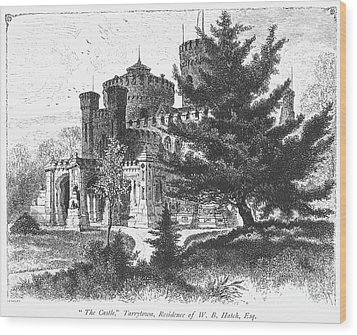 New York State: Castle Wood Print by Granger