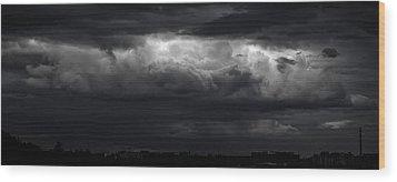 Wood Print featuring the photograph Nibiru by Matti Ollikainen
