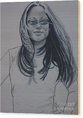 Nicole Wood Print