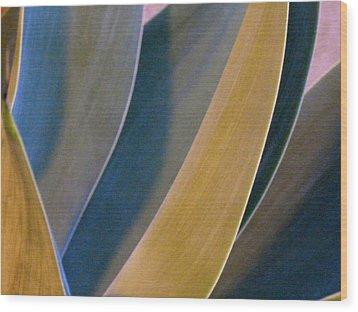 Nocturnal Interludes 'round Midnight 2 Wood Print
