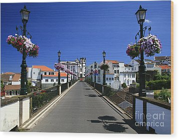 Nordeste - Azores Islands Wood Print by Gaspar Avila