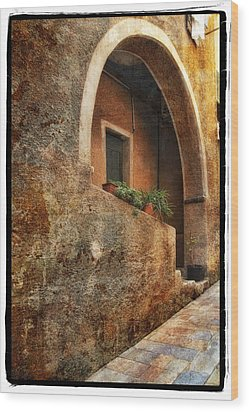 North Italy 3 Wood Print by Mauro Celotti