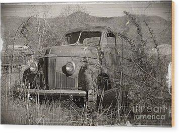 Ole Studebaker II Wood Print