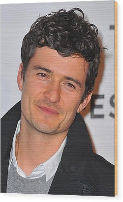 Orlando Bloom At Arrivals For The Good Wood Print by Everett