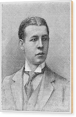 O.s. Campbell, 1891 Wood Print by Granger