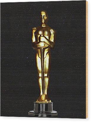 Oscars  Wood Print by Eric Kempson