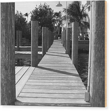 Wood Print featuring the photograph Outlet by Bill Lucas