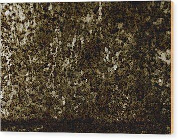 Oxidation Wood Print by Sandra Pena de Ortiz