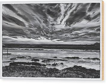 Padilla Bay Wood Print