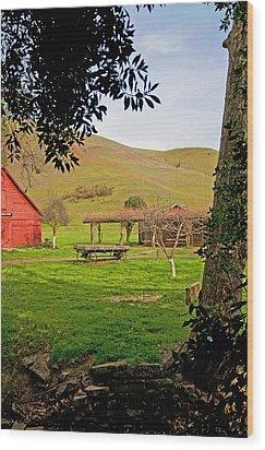 Park In Hayward Wood Print