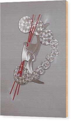 Passage Of Time Wood Print by Mac Worthington