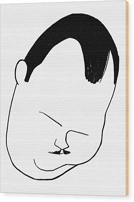 Paul Whiteman (1890-1967) Wood Print by Granger