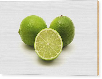 Persian Lime Wood Print by Fabrizio Troiani