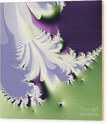Phantom Wood Print by Wingsdomain Art and Photography