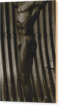 Photo 1 Wood Print by Marcin and Dawid Witukiewicz
