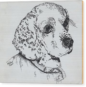 Phyffle Wood Print