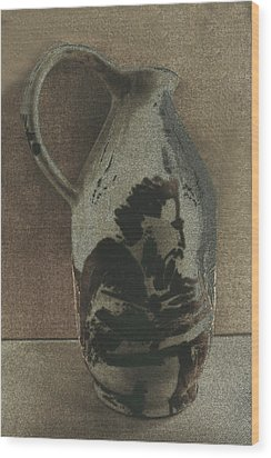 Picassos Ewer Wood Print by William Fields