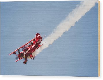 Pitts Special 2 Wood Print