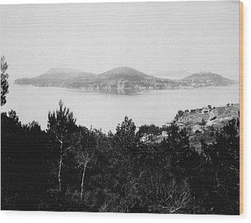 Princes Islands - Turkey Wood Print by International  Images