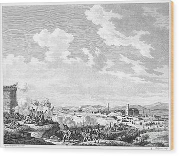 Quiberon Expedition, 1795 Wood Print by Granger