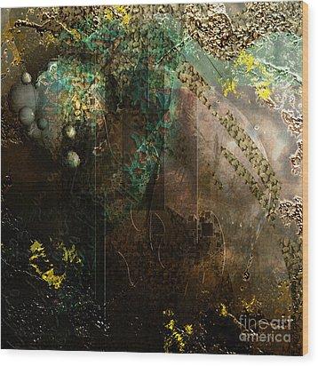 Reasons Wood Print by Monroe Snook