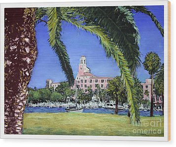 Renaissance Wood Print by Barry Rothstein