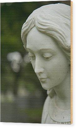 Repose Wood Print