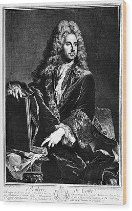 Robert De Cotte Wood Print by Granger