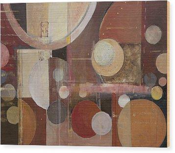 Rondo Wood Print